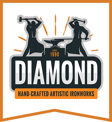 DIAMOND Hand-Crafted Artistic Ironworks
