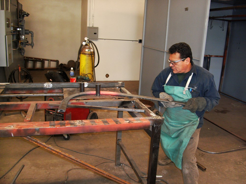 Welding Fabrication Los Angeles Santa Monica Malibu