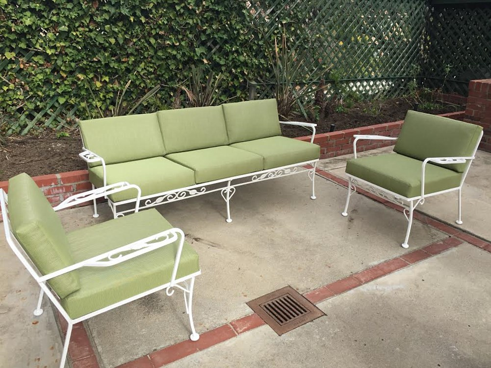 Outdoor Furniture Refinishing Los Angeles Santa Monica Malibu Burbank Calabasas Ca