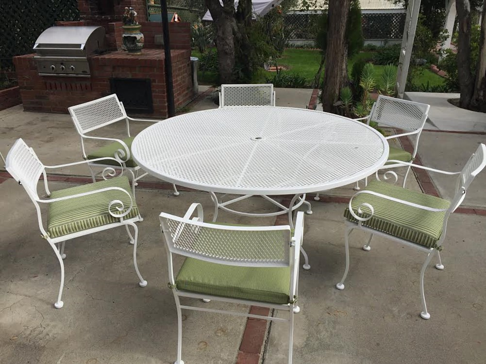 ... Refinishing · Outdoor Furniture Refinishing